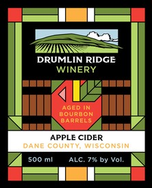 Apple Cider 2017 - Bourbon Barrel